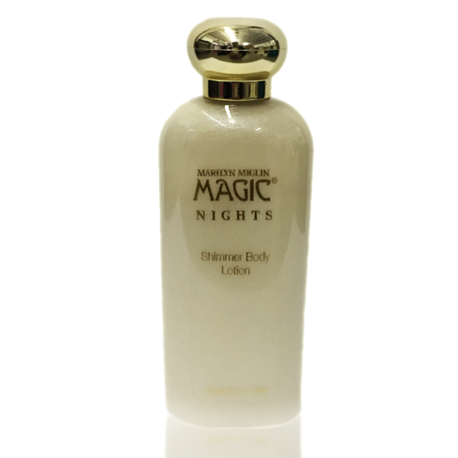 Magic Nights Shimmer Body Lotion 4 oz