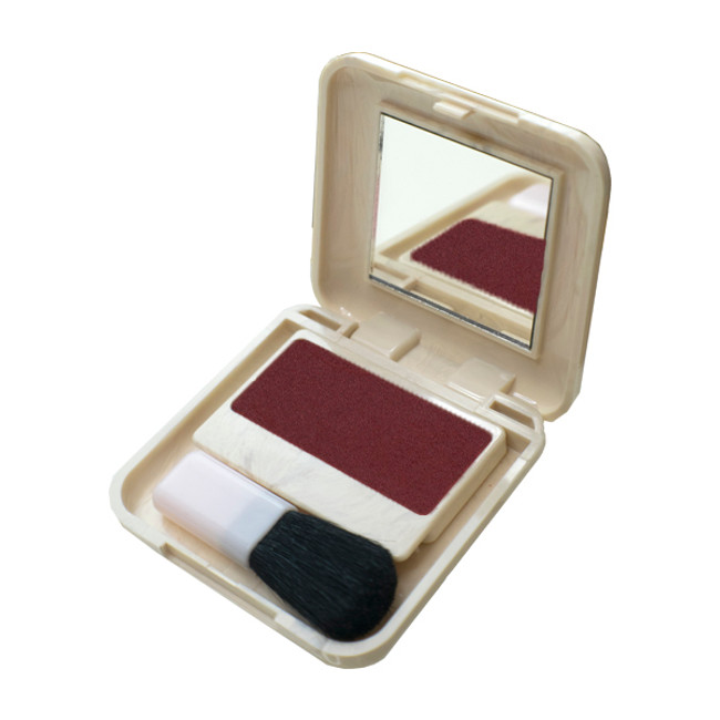 Blush Compact  .25 oz  - Bordeaux