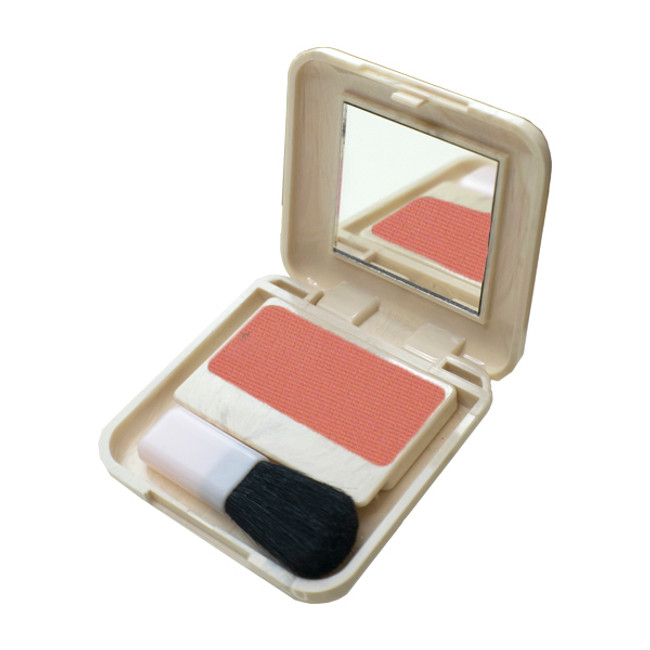 Blush Compact .25 oz  - Fimbriata Rose