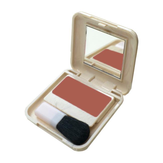 Blush Compact .25 oz  - Terracotta Glaze