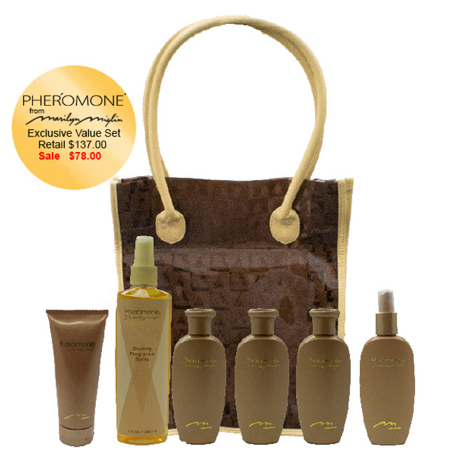 "Pheromone ""Gifts of Luxury"" Gift Set"