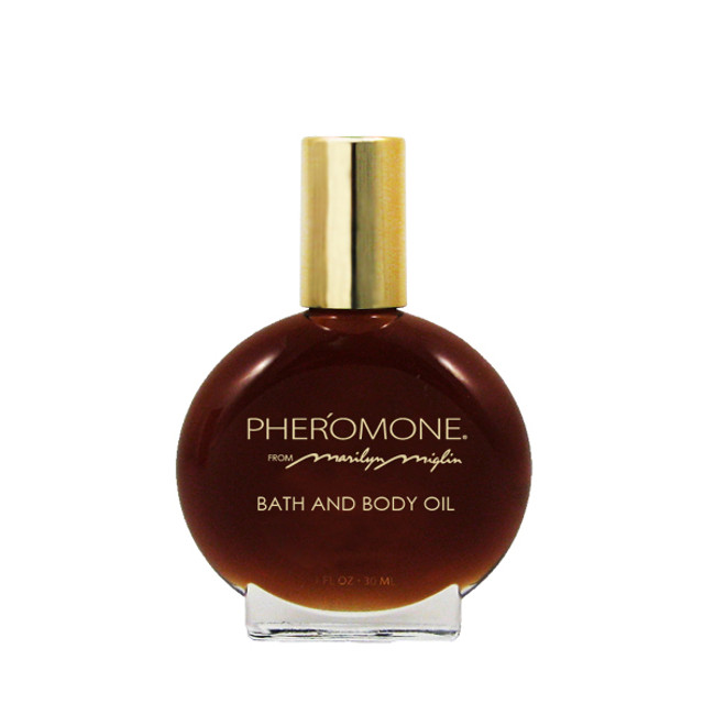 Pheromone Bath & Body Oil 1 oz