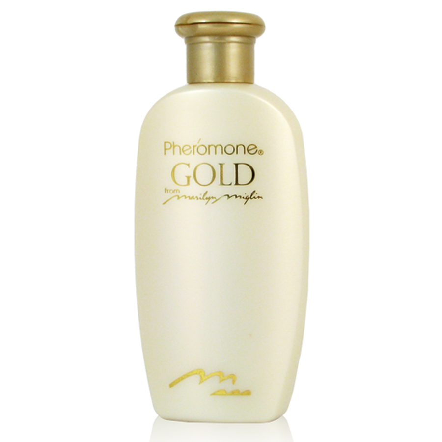 Pheromone Gold Liquid Silk 8 oz