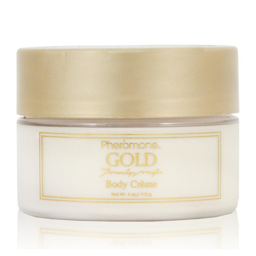 Pheromone Gold Body Creme 4 oz