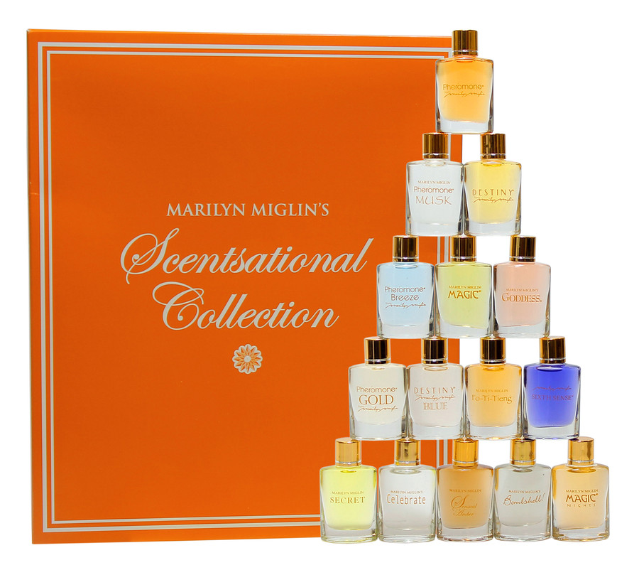 Marilyn Miglin's Scentsational Collection