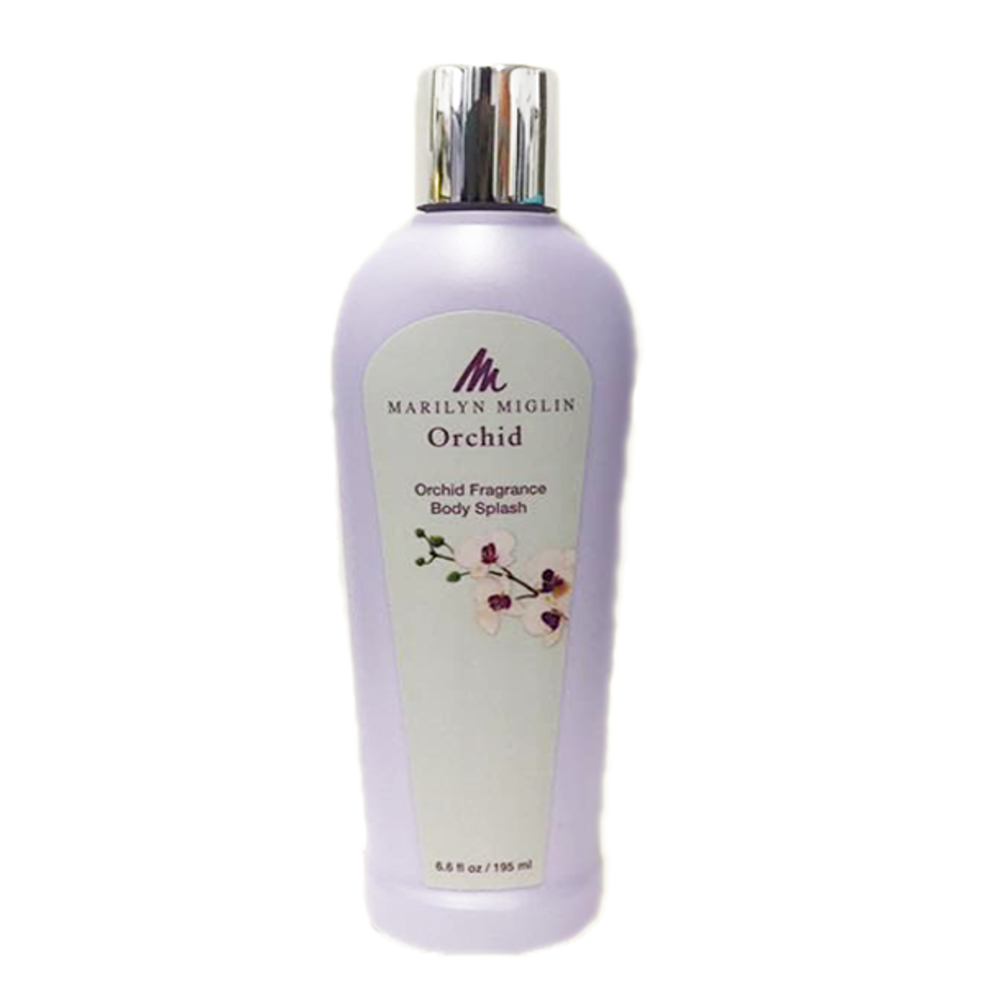 Orchid Fragrance Body Splash 6.6 oz