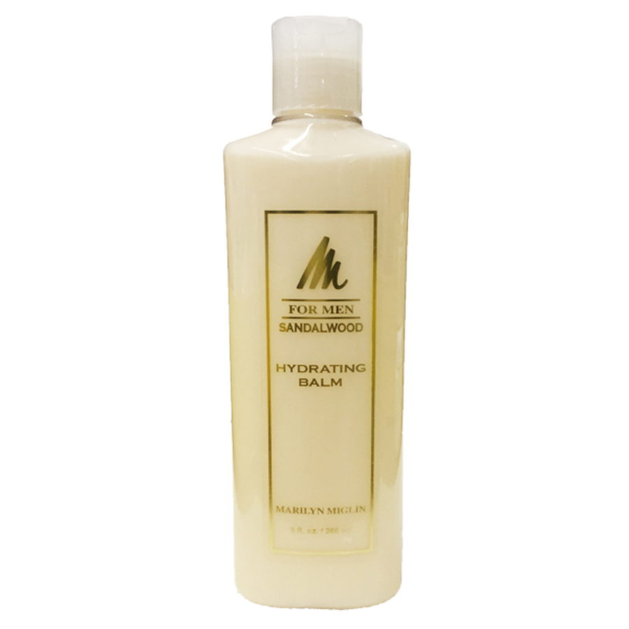M For Men Sandalwood Hydrating Balm 9 oz