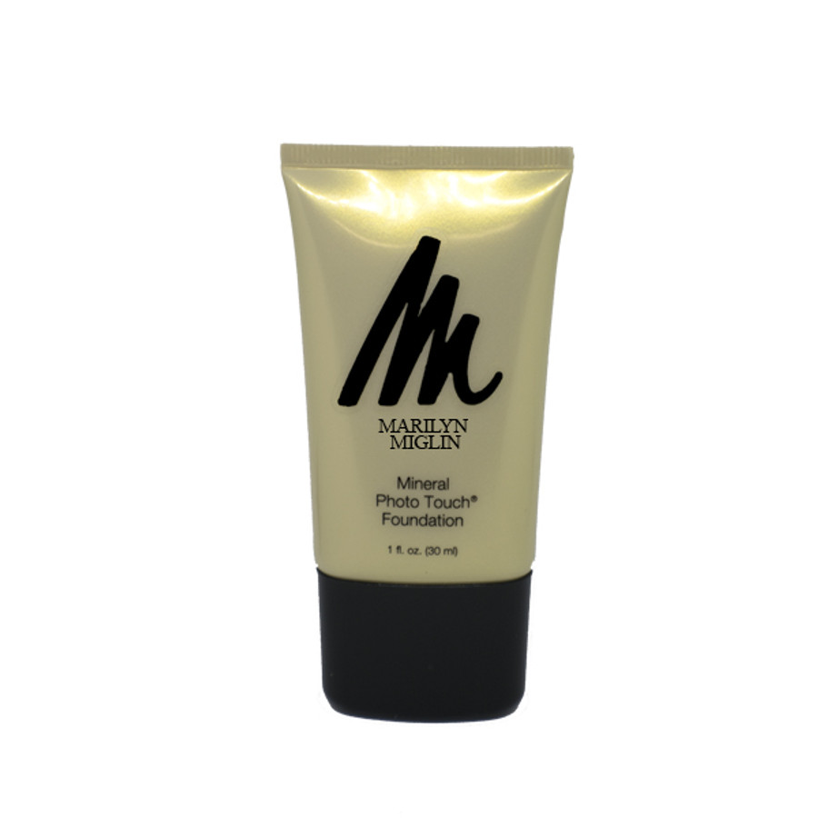 Marilyn Miglin's Mineral Photo Touch Foundation 1 oz - Pale Beige