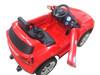Mercedes red 12v car