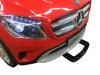 Mercedes GLA red battery car for kids