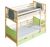 Trio double bed