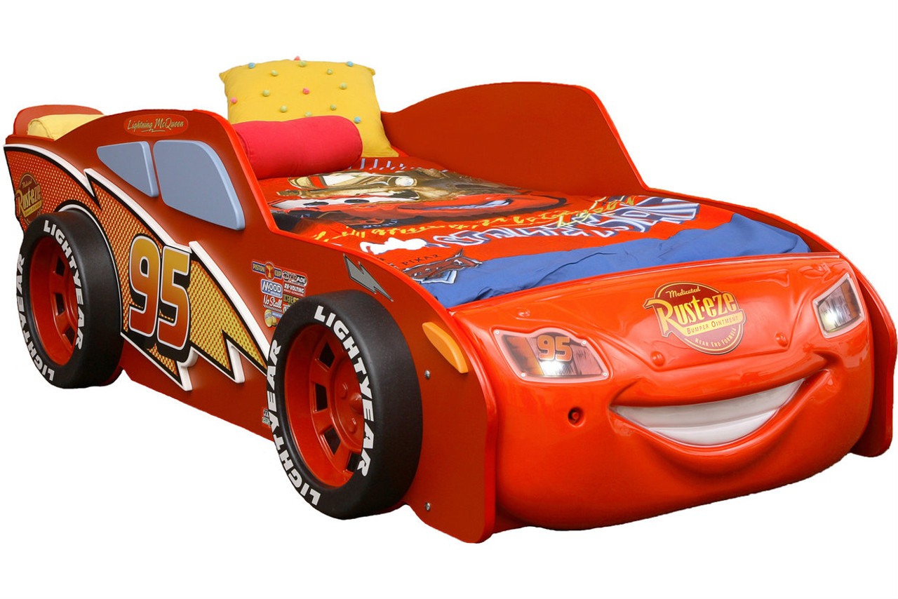 disney car lightning mcqueen toddler bed wholesale. Black Bedroom Furniture Sets. Home Design Ideas