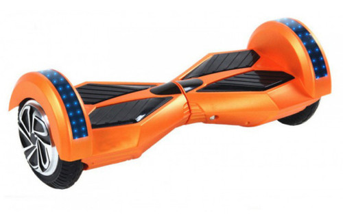 10 inch orange hoverboard