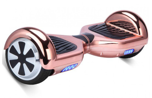 6.5 inch rose gold hoverboard