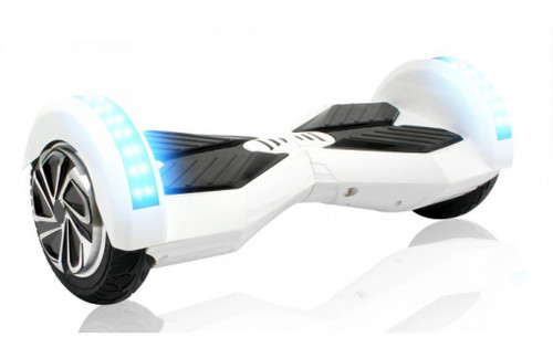 White 10 inch hoverboard