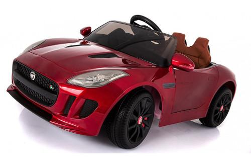 12V Jaguar F Type | Burgundy