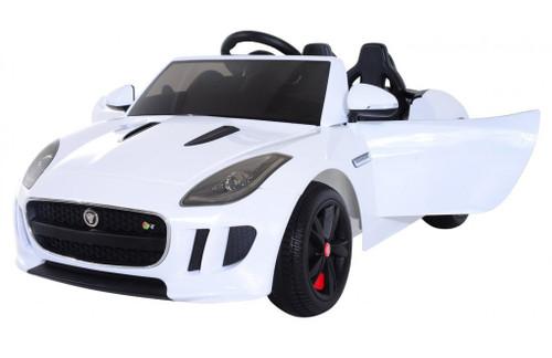12V Jaguar F Type | White