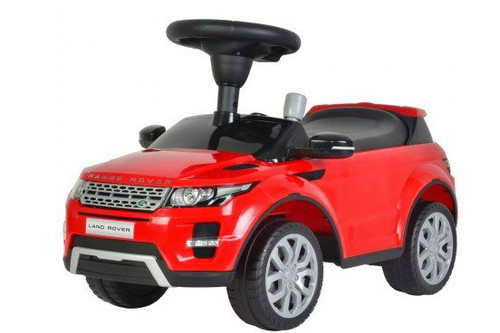 range rover red push car for toddlers