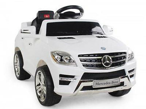 Mercedes ML 350 6V | White