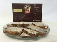Dark Chocolate Almond Toffee - One Pound
