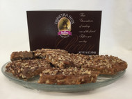 Milk Chocolate Pecan Toffee - One Pound