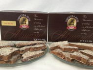 Milk Chocolate and Dark Chocolate Almond Toffee – One Pound Combination