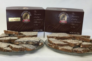 Milk & Dark Chocolate Almond Toffee Combo - Two Pound Boxes