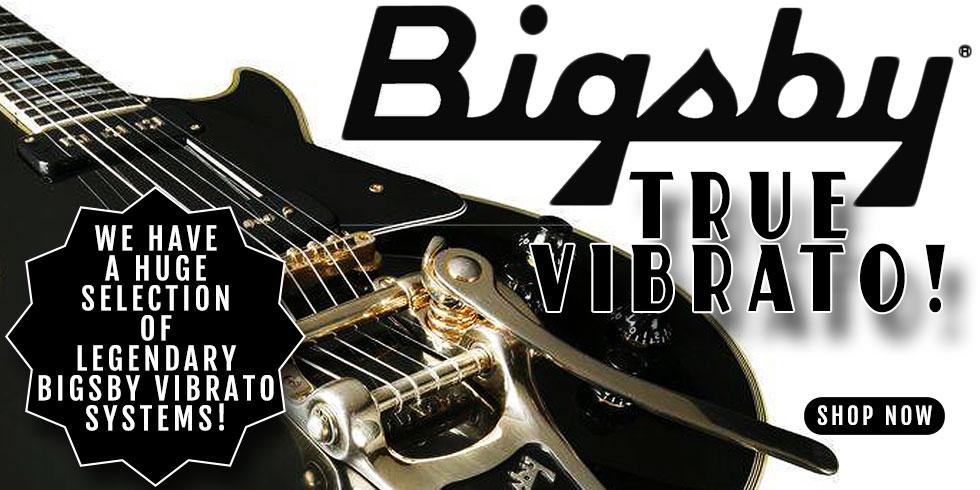 Bigsby Vibrato Systems
