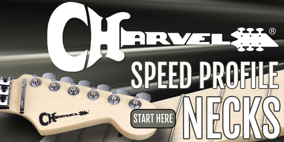 CHARVEL SPEED GUITAR NECK