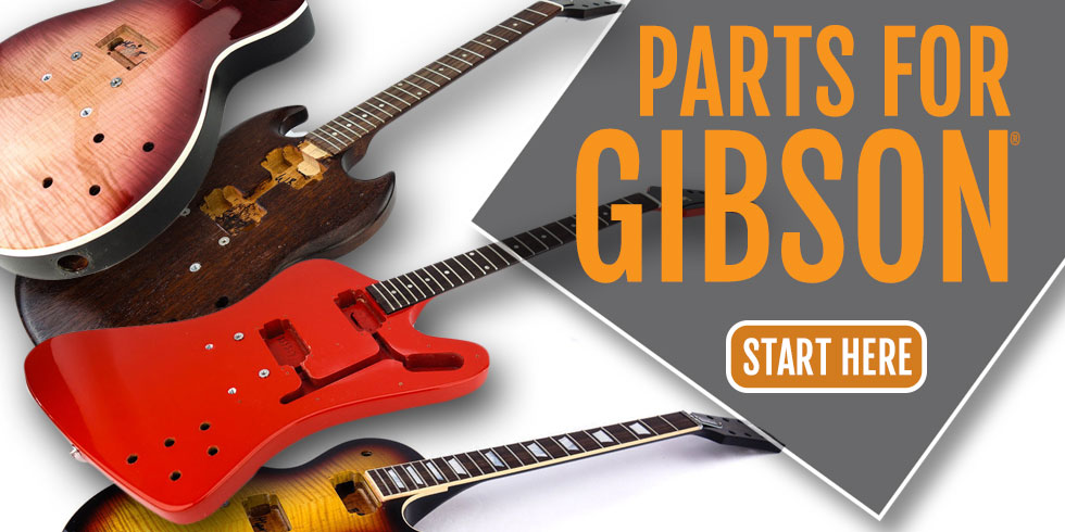 GIBSON GUITAR PARTS