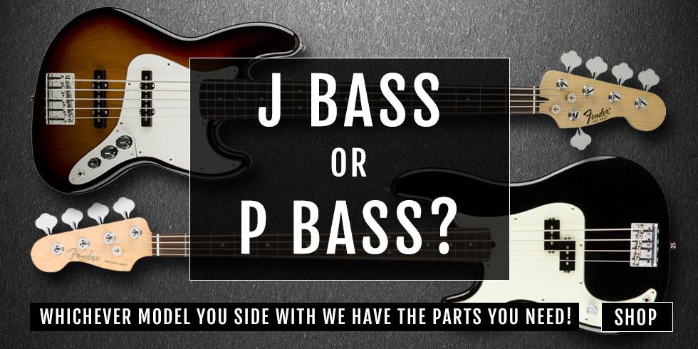 Jazz Bass or Precision Bass