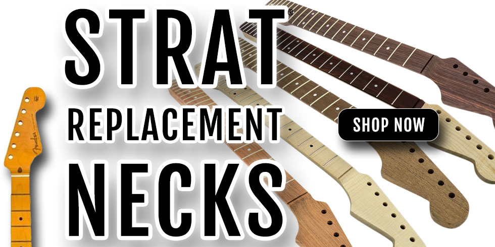 STRAT GUITAR REPLACEMENT NECK