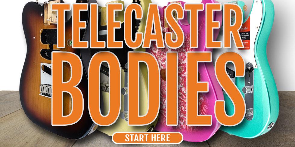 TELECASTER GUITAR BODIES