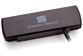 NEW Seymour Duncan Hum-Cancelling Woody Acoustic PICKUP SA-3HC BLACK
