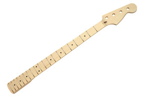 NEW Fender Lic Allparts Chunky Precision P/Jazz Bass NECK Maple Fat PJMO-FAT