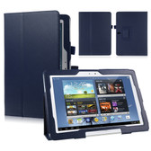 Samsung Galaxy Tab 3 10.1 P5200 P5210 P5220 Leather Case Cover 10 inch