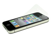 iPhone 4/4S Frosted Anti-Glare Screen Protector + Cleaning Cloth
