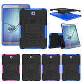 "Heavy Duty Samsung Galaxy Tab A 8.0"" T350 T355 Kids Case Cover Tough"