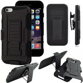 "Apple iPhone 6 6S Plus Shockproof Heavy Duty Case Cover 4.7"" 5.5"" inch"