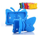 Shockproof Case Samsung Galaxy Tab 3 7.0 Kids T2105 Cover Butterfly