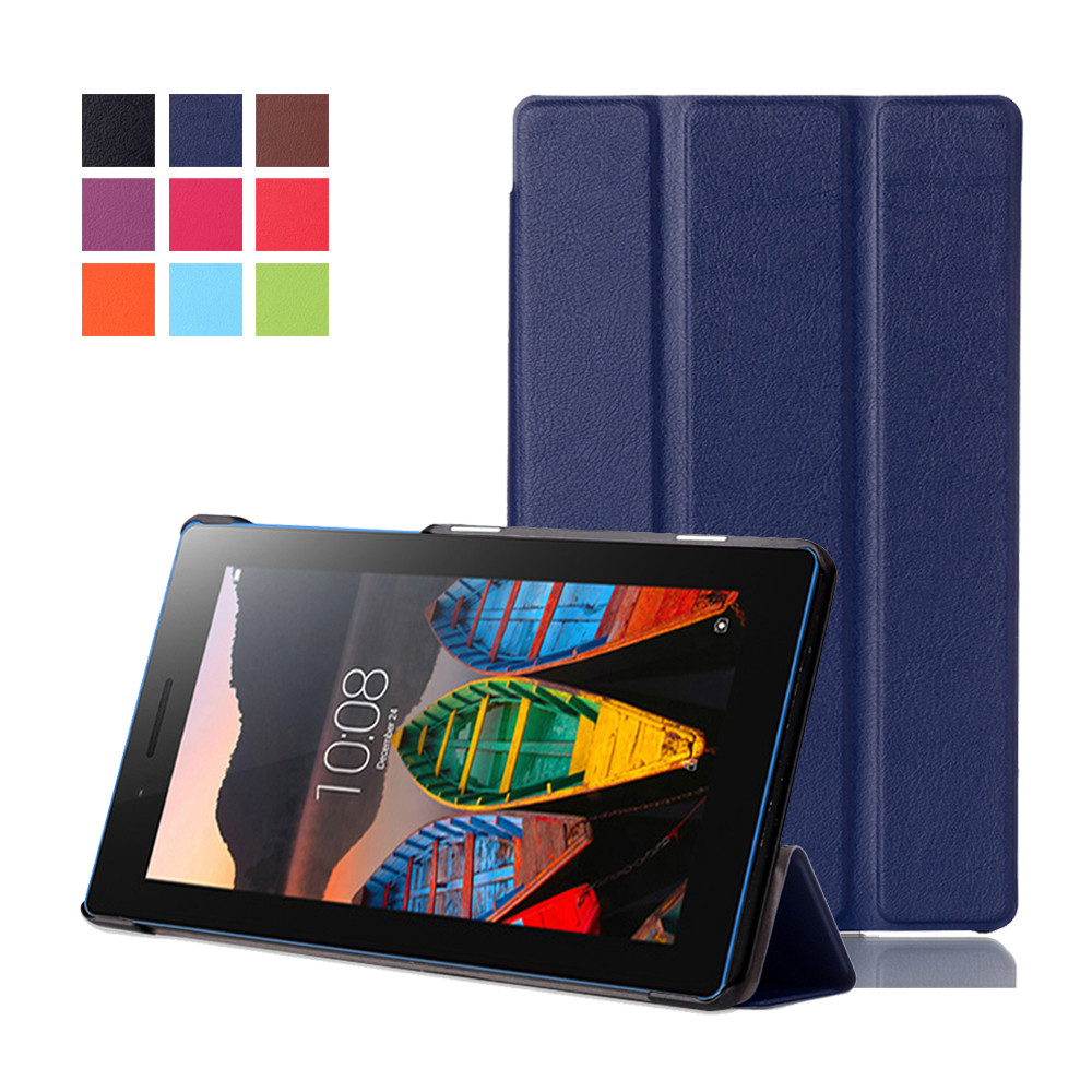 lenovo tab 3 7 essential leather case cover tab3 710f 710i 7 inch mycasecovers. Black Bedroom Furniture Sets. Home Design Ideas