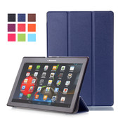 "Lenovo Tab 2 A10-30 10.1"" Tablet Smart Leather Case Cover A10-30F Tab2"