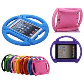 Kids iPad mini 1 2 3 4 Case Cover Shockproof Children Apple Skin Wheel
