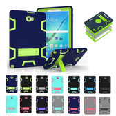 Stylish Shockproof Samsung Galaxy Tab A 10.1 S-Pen Case Cover P585
