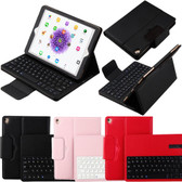 "iPad 5 (2017) 9.7"" iPad5 Bluetooth Keyboard Leather Case Cover Apple"