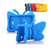 Kids iPad 9.7 iPad5 Case Cover Apple Shock-proof Children Butterfly