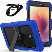 Rugged Samsung Galaxy Tab A 8.0 2017 T380 T385 Strap Case Cover Kids