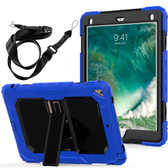 iPad 9.7 2018 Strap Case Cover Apple New iPad6 6th Gen Kids Shockproof