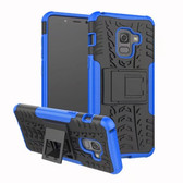 Heavy Duty Samsung Galaxy A8 2018 Handset Shockproof Case Cover A530