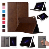 """Samsung Galaxy Tab A 10.5"""" T590 T595 2018 Smart Leather CaseCover"""